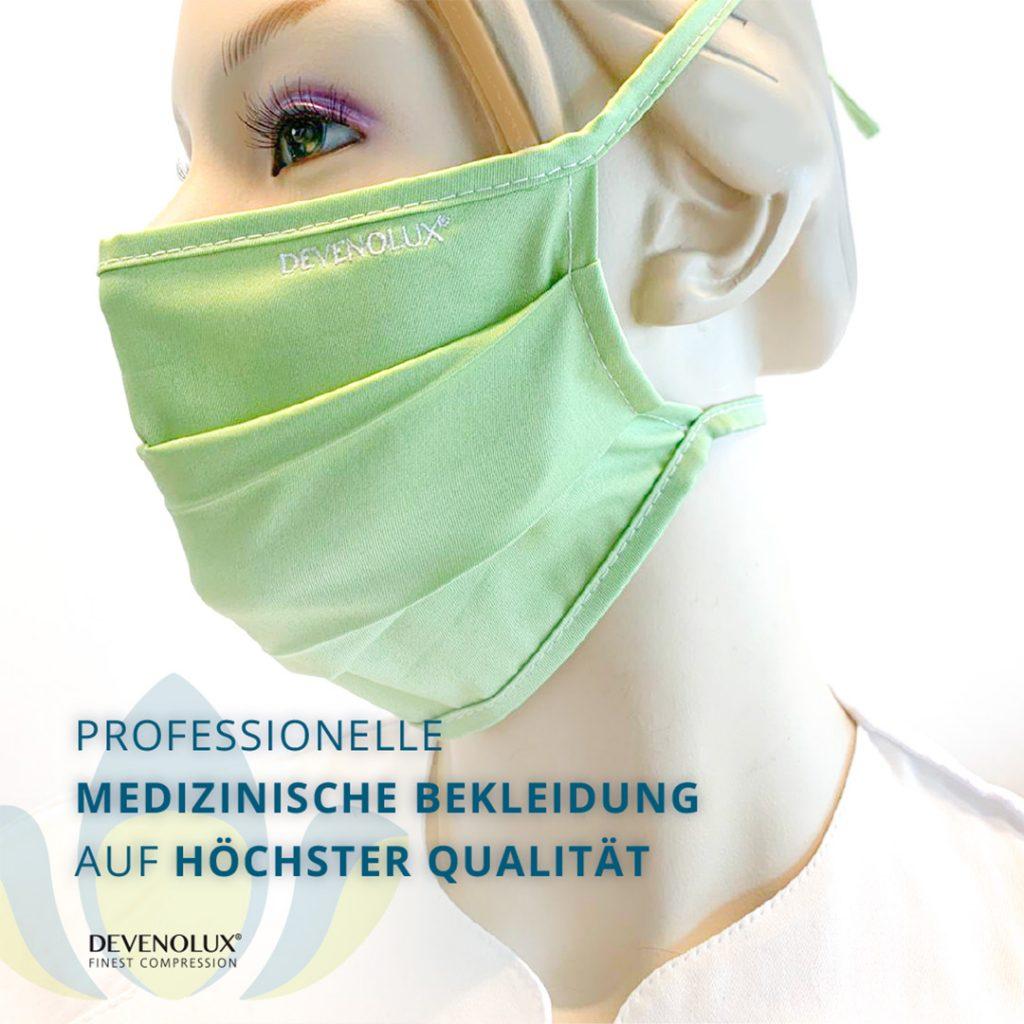 Devenolux® Mund-Nasen-Schnellmaske