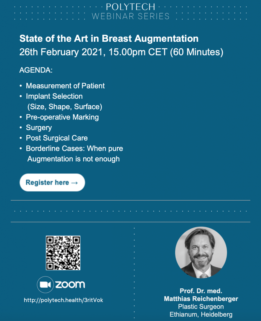 26th February: Breast Augmentation